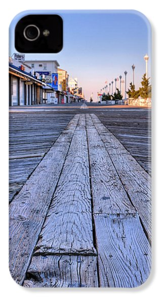 Ocean City IPhone 4s Case by JC Findley