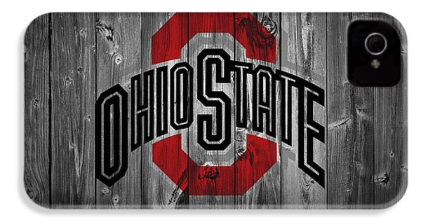 Ohio State University IPhone 4s Case by Dan Sproul