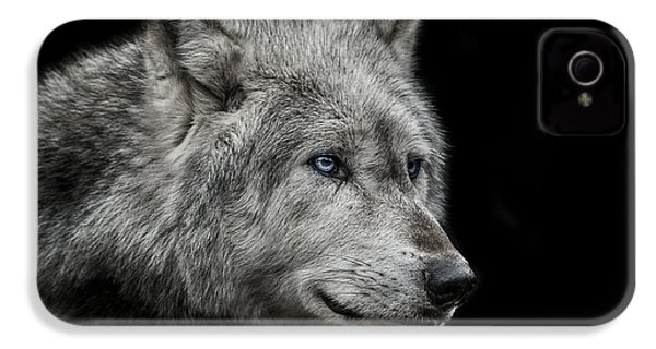 Old Blue Eyes IPhone 4s Case by Paul Neville