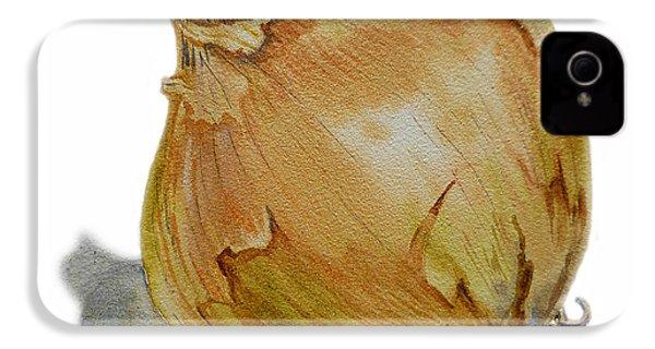 Onion IPhone 4s Case by Irina Sztukowski