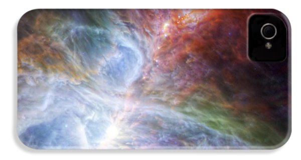 Orion's Rainbow Of Infrared Light IPhone 4s Case by Adam Romanowicz