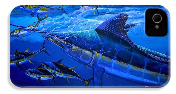 Out Of The Blue IPhone 4s Case by Carey Chen