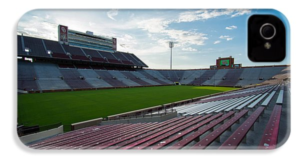 Owen Field  IPhone 4s Case by Nathan Hillis