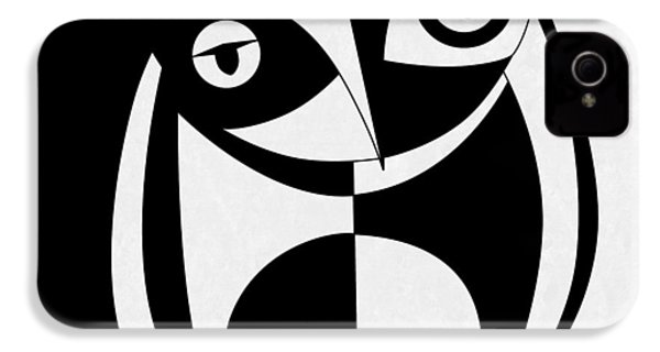Own Abstract  IPhone 4s Case by Mark Ashkenazi