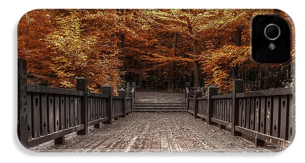 Path To The Wild Wood IPhone 4s Case