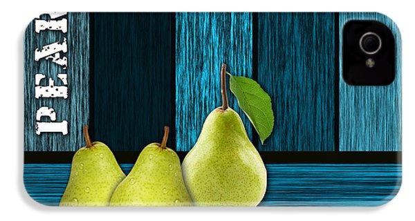 Pear Farm IPhone 4s Case by Marvin Blaine