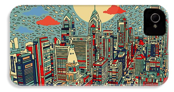 Philadelphia Dream 2 IPhone 4s Case