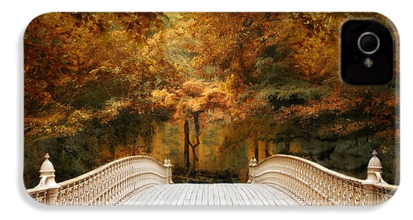 Pine Bank Autumn IPhone 4s Case