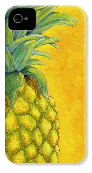 Pineapple IPhone 4s Case