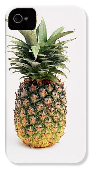 Pineapple IPhone 4s Case by Ron Nickel