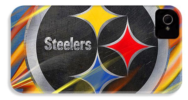 Pittsburgh Steelers Football IPhone 4s Case