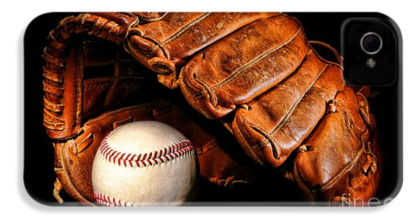 Play Ball IPhone 4s Case