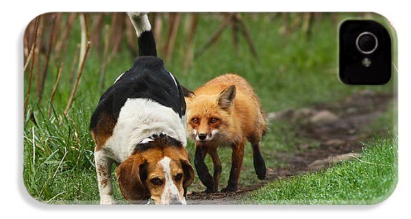 Probably The World's Worst Hunting Dog IPhone 4s Case by Mircea Costina Photography