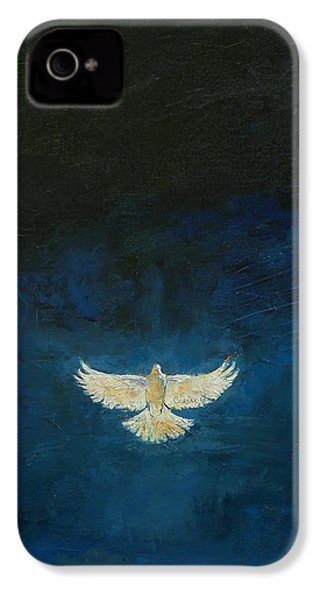 Promised Land IPhone 4s Case by Michael Creese