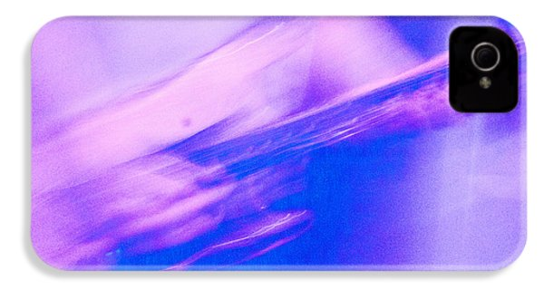 IPhone 4s Case featuring the photograph Purple Haze by Alex Lapidus