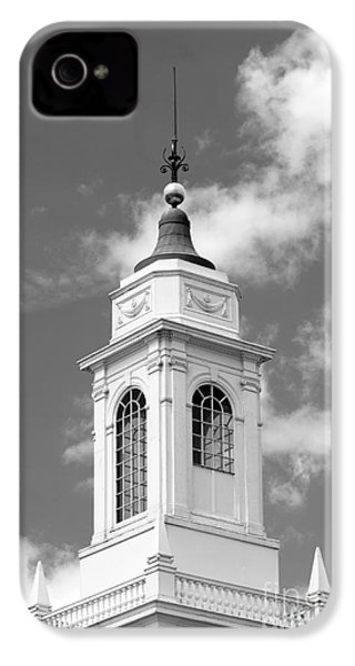 Radcliffe College Cupola IPhone 4s Case by University Icons