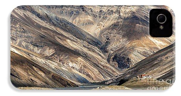 Rangdum Monastery, Rangdum, 2006 IPhone 4s Case by Hitendra SINKAR