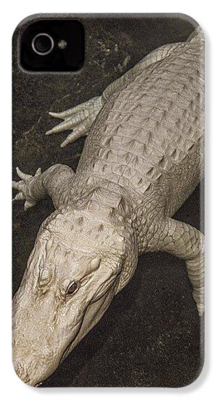 Rare White Alligator IPhone 4s Case