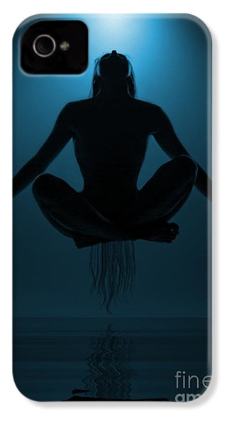 Reaching Nirvana.. IPhone 4s Case by Nina Stavlund