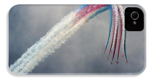 Red Arrows IPhone 4s Case