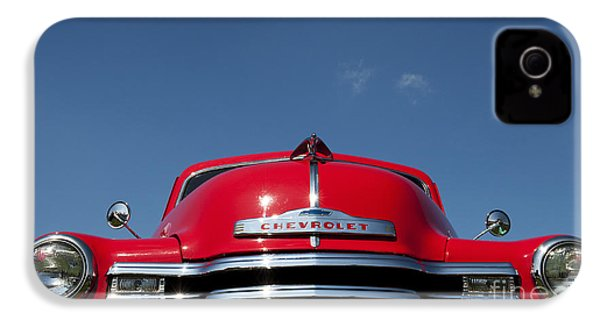 Red Chevrolet 3100 1953 Pickup  IPhone 4s Case