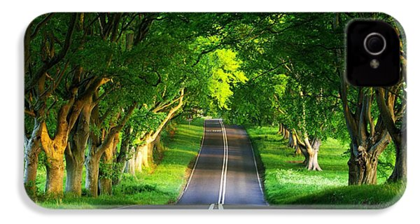 Road Pictures IPhone 4s Case by Marvin Blaine