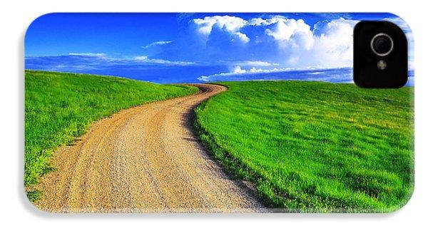 Road To Heaven IPhone 4s Case by Kadek Susanto