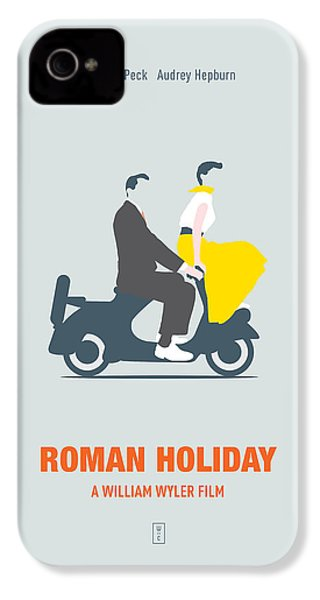 Roman Holiday IPhone 4s Case