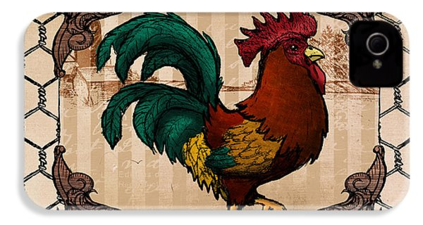 Rooster I IPhone 4s Case