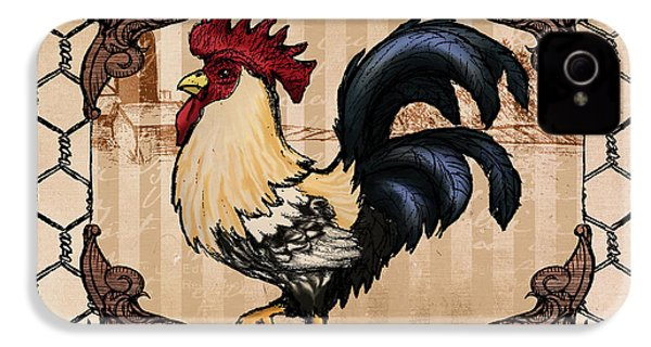 Rooster II IPhone 4s Case
