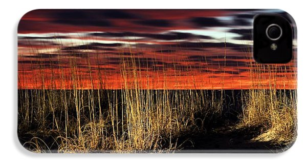 Sand Dune Sunrise IPhone 4s Case by JC Findley