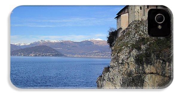 Santa Caterina - Lago Maggiore IPhone 4s Case by Travel Pics