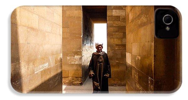 Saqqara Temple IPhone 4s Case