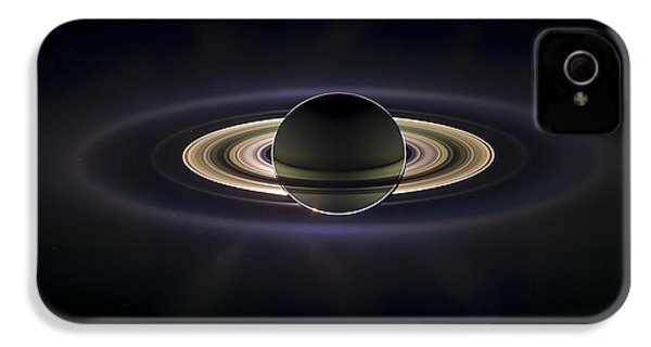 Saturn IPhone 4s Case by Adam Romanowicz