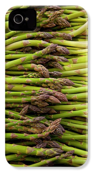 Scotts Asparagus Farm, Marlborough IPhone 4s Case by Douglas Peebles