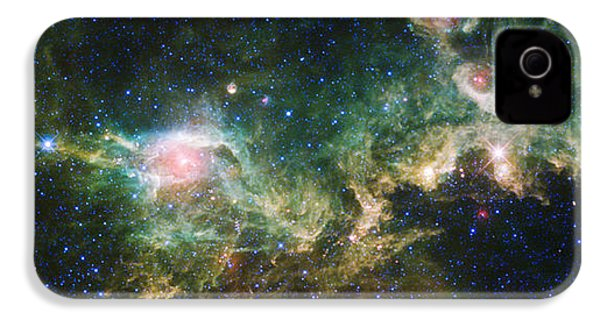 Seagull Nebula IPhone 4s Case by Adam Romanowicz