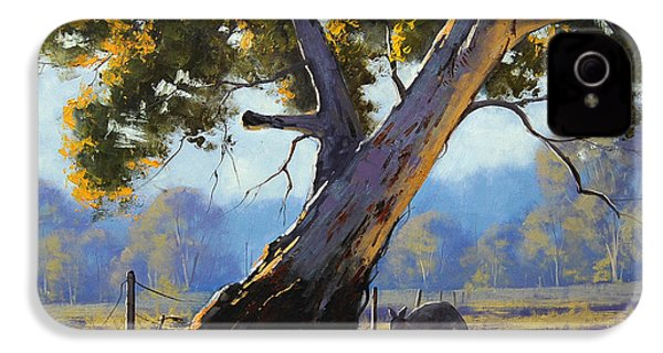 Shady Tree IPhone 4s Case by Graham Gercken