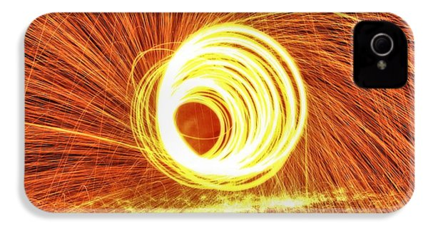 Shooting Sparks IPhone 4s Case by Dan Sproul