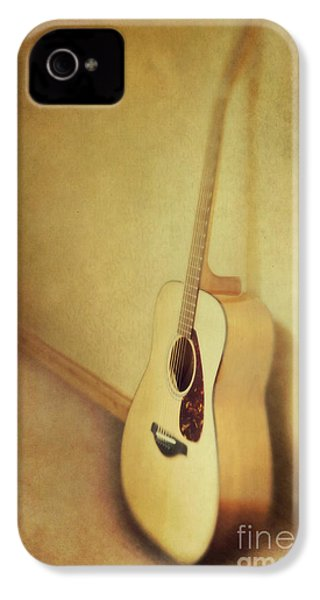 Silent Guitar IPhone 4s Case