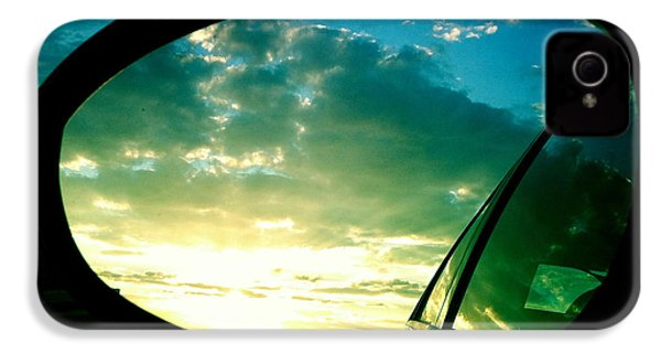 Sky In The Rear Mirror IPhone 4s Case