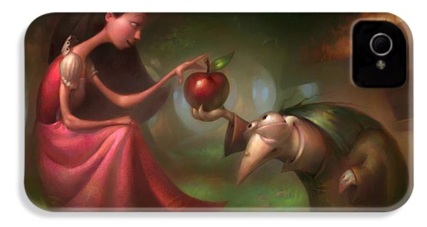 Snow White IPhone 4s Case by Adam Ford