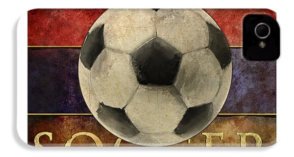 Soccer Poster IPhone 4s Case