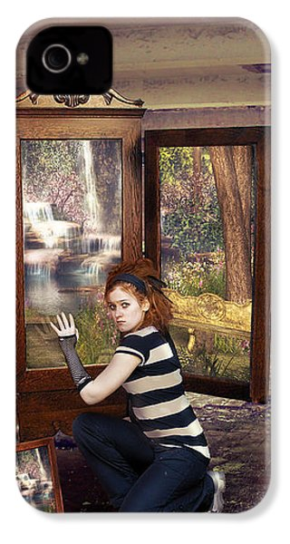 Somewhere Better IPhone 4s Case by Linda Lees