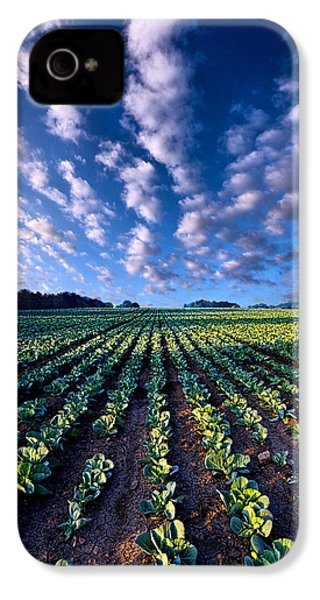 Spring Fresh IPhone 4s Case by Phil Koch