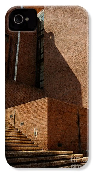 Stairway To Nowhere IPhone 4s Case by Lois Bryan