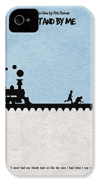 Stand By Me IPhone 4s Case by Ayse Deniz