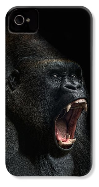Stay Away IPhone 4s Case by Joachim G Pinkawa