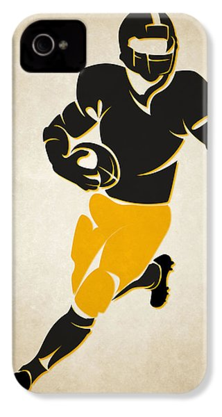 Steelers Shadow Player IPhone 4s Case