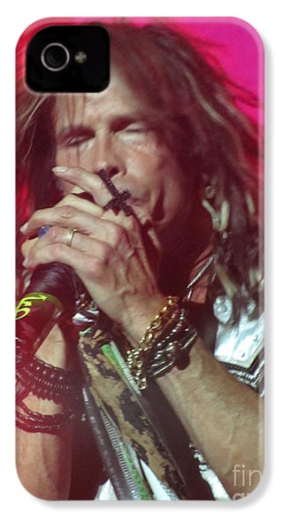 Steven Tyler Picture IPhone 4s Case by Jeepee Aero