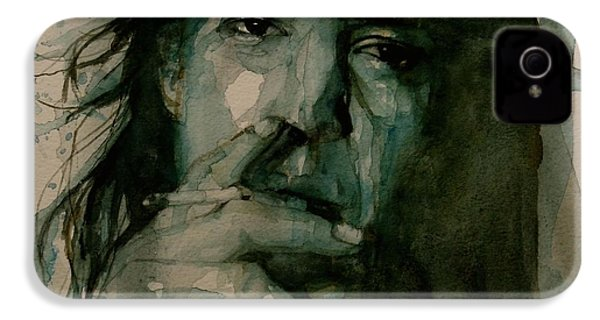Stevie Ray Vaughan IPhone 4s Case by Paul Lovering